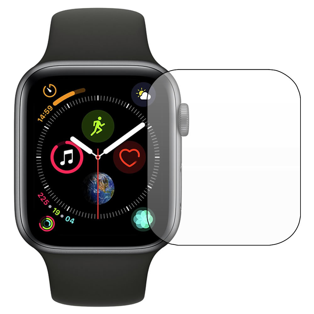 Ultimate Shield Screen Protector Front για Apple Watch Series 4/5 (40mm) + Οδηγίες εγκατάστασης