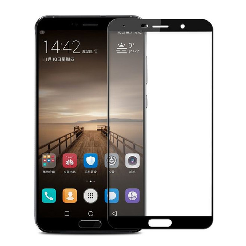 "Ultimate Shield Premium Tempered Glass Protector για Huawei Mate 10 (5.9"") Black"