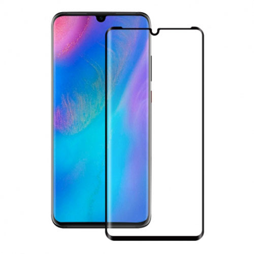 Ultimate Shield Premium Tempered Glass Protector για Huawei P30 Pro Black