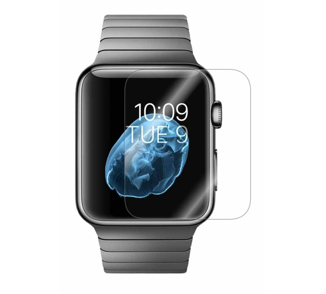 Ultimate Shield Screen Protector για Apple Watch Series 1, Series 2 & Series 3 (42mm) + Οδηγίες εγκατάστασης