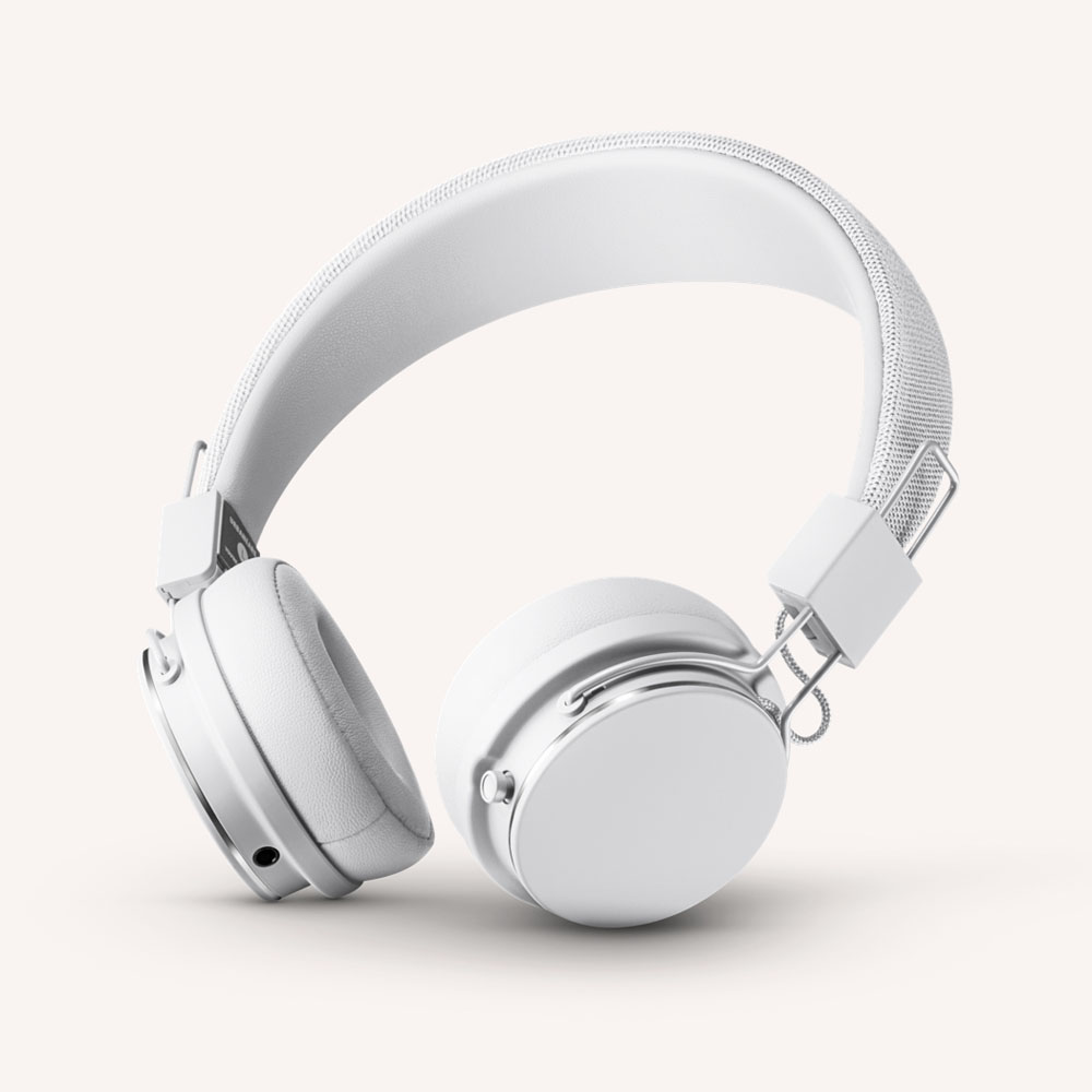Urbanears Plattan 2 Bluetooth True White | 30+ Hours Playtime