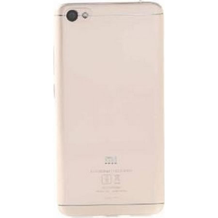 Xiaomi Original Soft Case για Xiaomi Redmi Note 5a Prime Clear