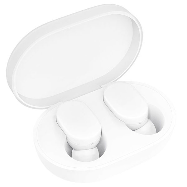 Xiaomi Mi True Wireless Earbuds White With Touch Control