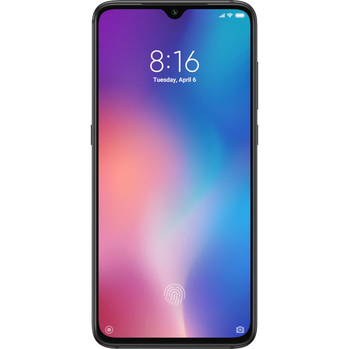 Xiaomi Mi 9, Dual Sim, 128GB & 6GB RAM, 4G+ Android Smartphone Black (Global Version)