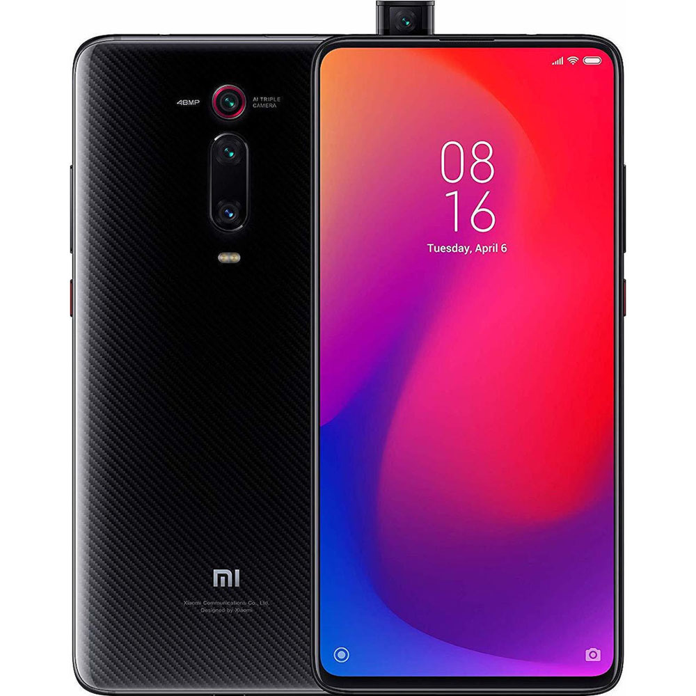 Xiaomi Mi 9T Pro, Dual Sim, 128GB & 6GB RAM, 4G+ Android Smartphone Carbon Black (Global Version)