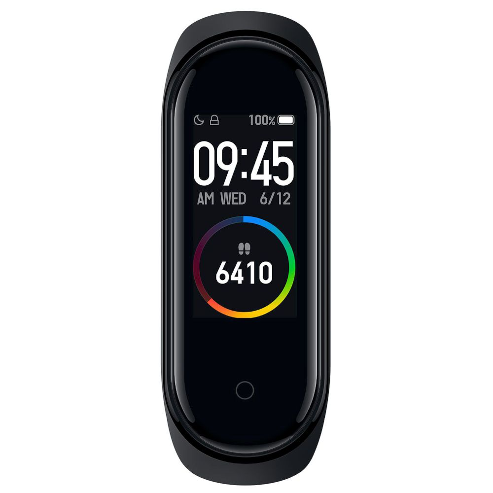 Xiaomi Mi Band 4 Black | Global Version | Συμβατό με Android & iOS συσκευές