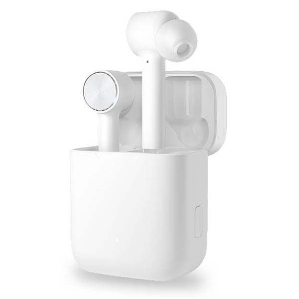 Xiaomi Air Mi True Wireless Earphones + Portable Charging Case (Δίνοντας 7 ώρες ομιλίας εξτρά!)