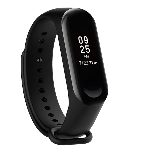 Xiaomi Mi Band 3 Black | Global Version | Συμβατό με Android & iOS συσκευές