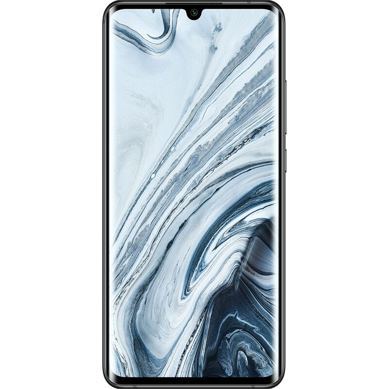 Xiaomi Mi Note 10, Dual Sim, 128GB & 6GB RAM, 4G+ Android Smartphone Midnight Black (Global Version)