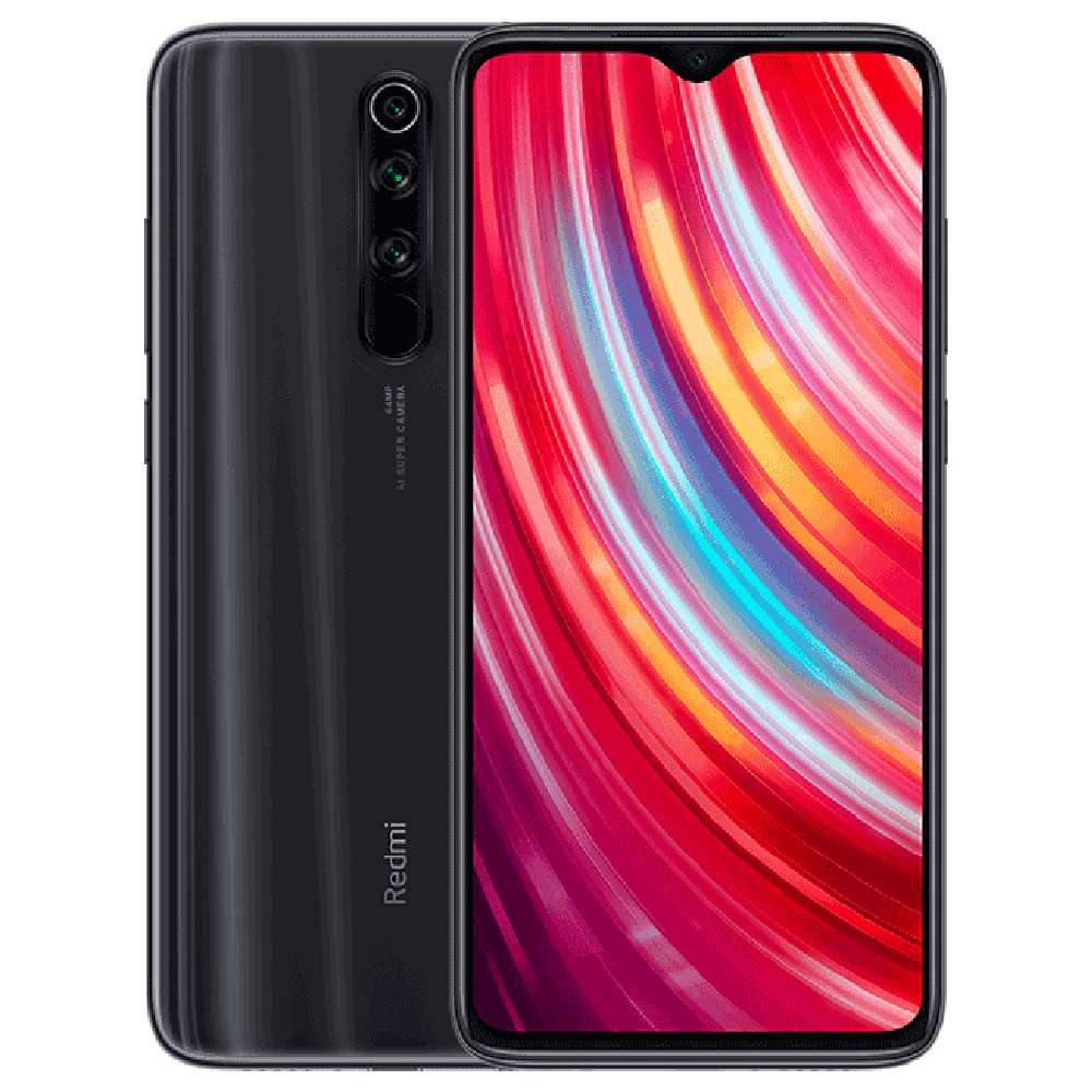 Xiaomi Note 8 Pro, Dual Sim, 128GB & 6GB RAM, 4G Android Smartphone Mineral Grey (Global Version)