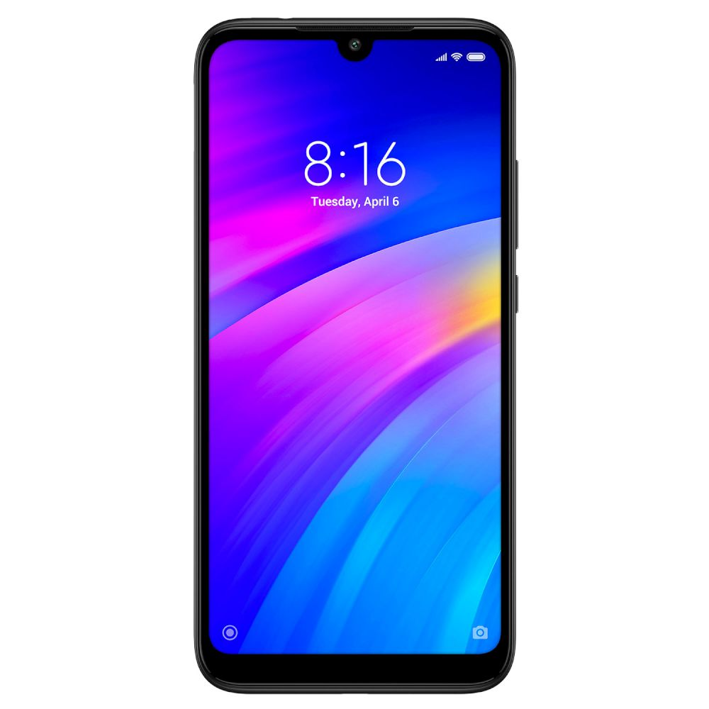 Xiaomi Redmi 7, Dual Sim, 32GB & 3GB RAM, 4G Android Smartphone Black (Global Version)