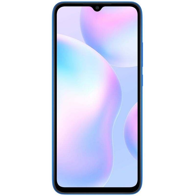Xiaomi Redmi 9A, Dual Sim, 32GB & 2GB RAM, 4G Android Smartphone Sky Blue (Global Version)