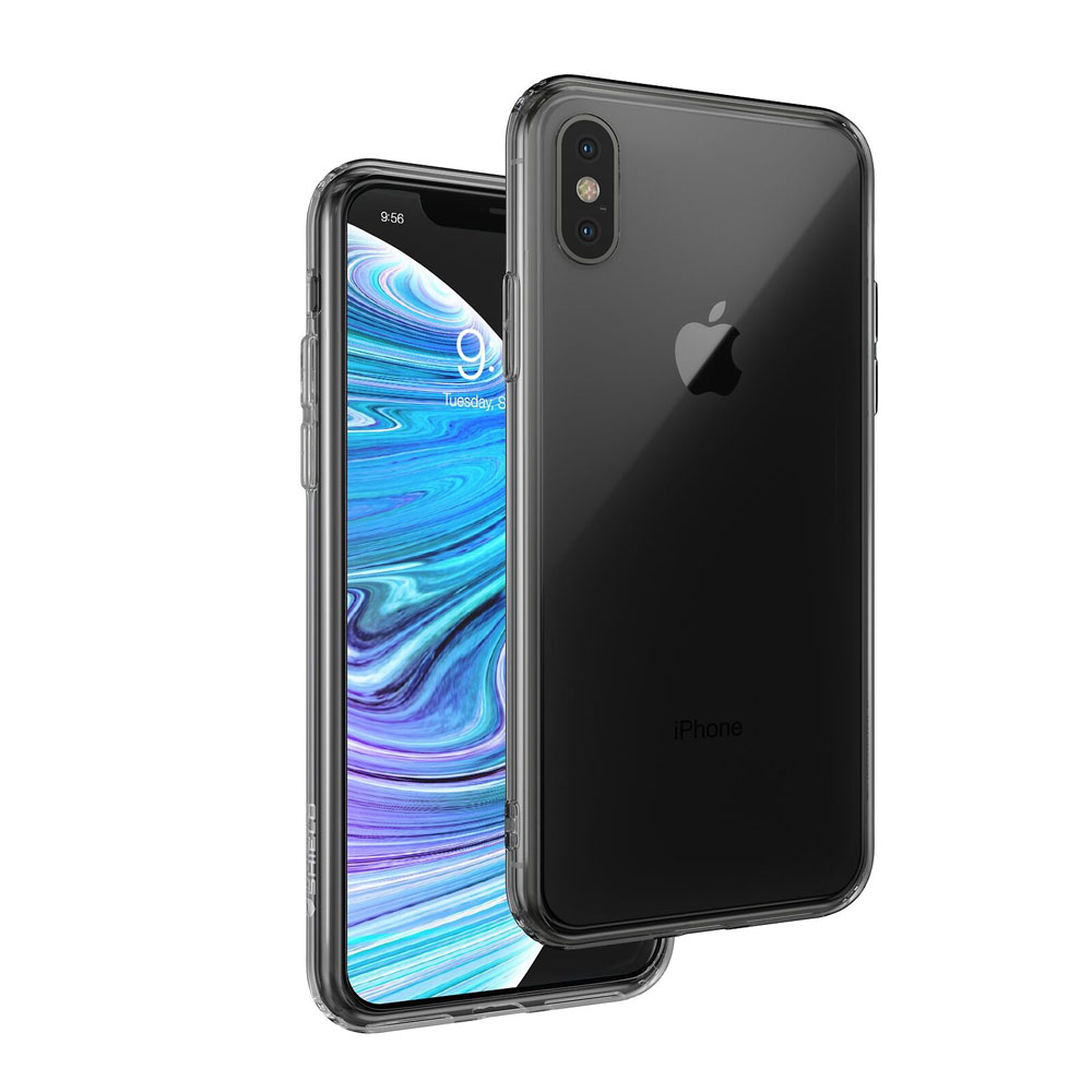 Zagg 360 Protection Case για Apple iPhone X / iPhone XS Clear