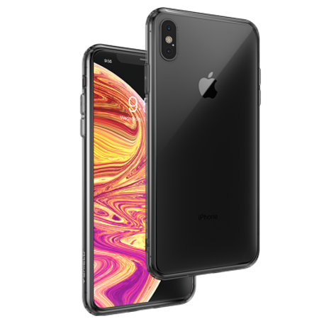 Zagg 360 Protection Case για Apple iPhone XS Max Clear