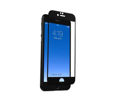 "ZAGG Contour invisibleSHIELD Full Face Screen Glass Edge to Edge Protection Black για Apple iPhone 7 & 8 Plus (5.5"")"