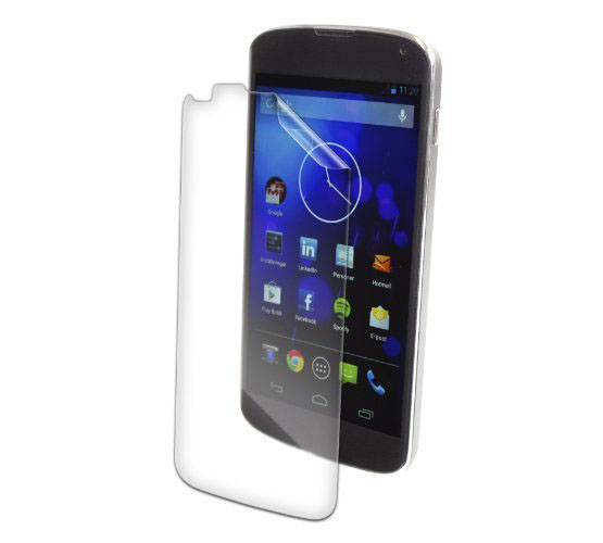 ZAGG invisibleSHIELD Screen Coverage Protector για LG E960 Nexus 4