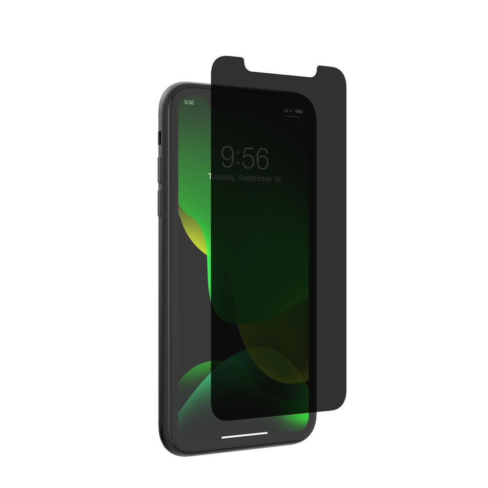 ZAGG InvisibleShield Glass Elite Privacy για Apple iPhone XR - 11