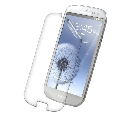 ZAGG invisibleSHIELD Screen Coverage Protector για Samsung GT-i9300 Galaxy S III