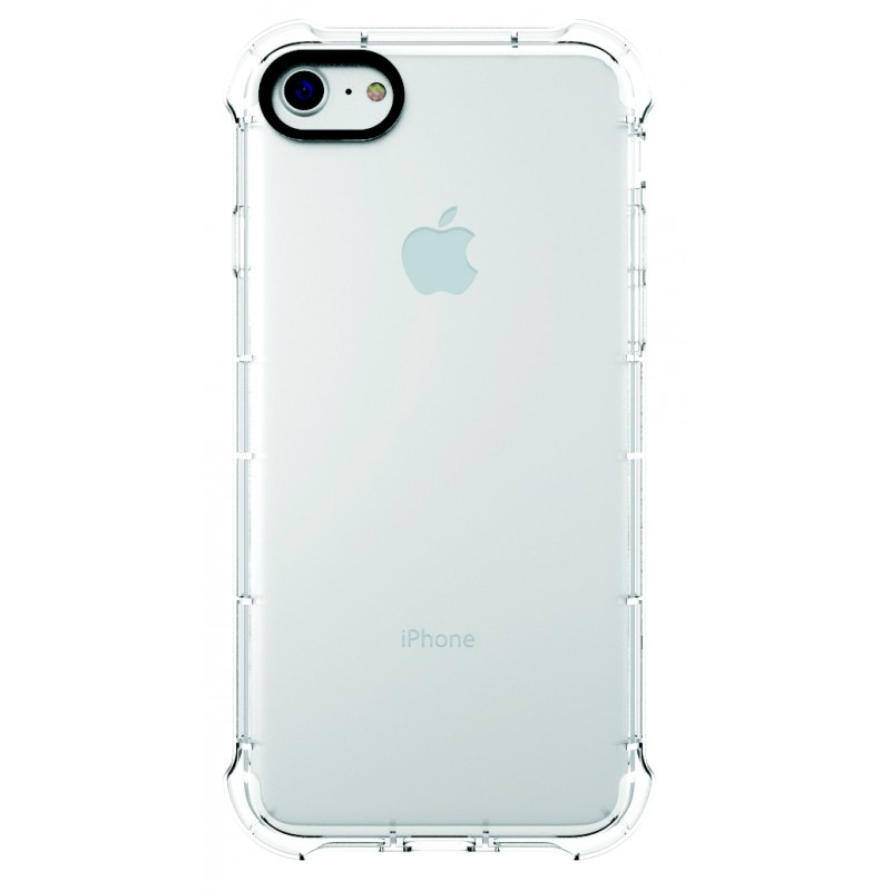 "ZAGG Ultra Clear Case για Apple iPhone 7 & 8 (4.7"") Clear (Περιμετρική προστασία)"