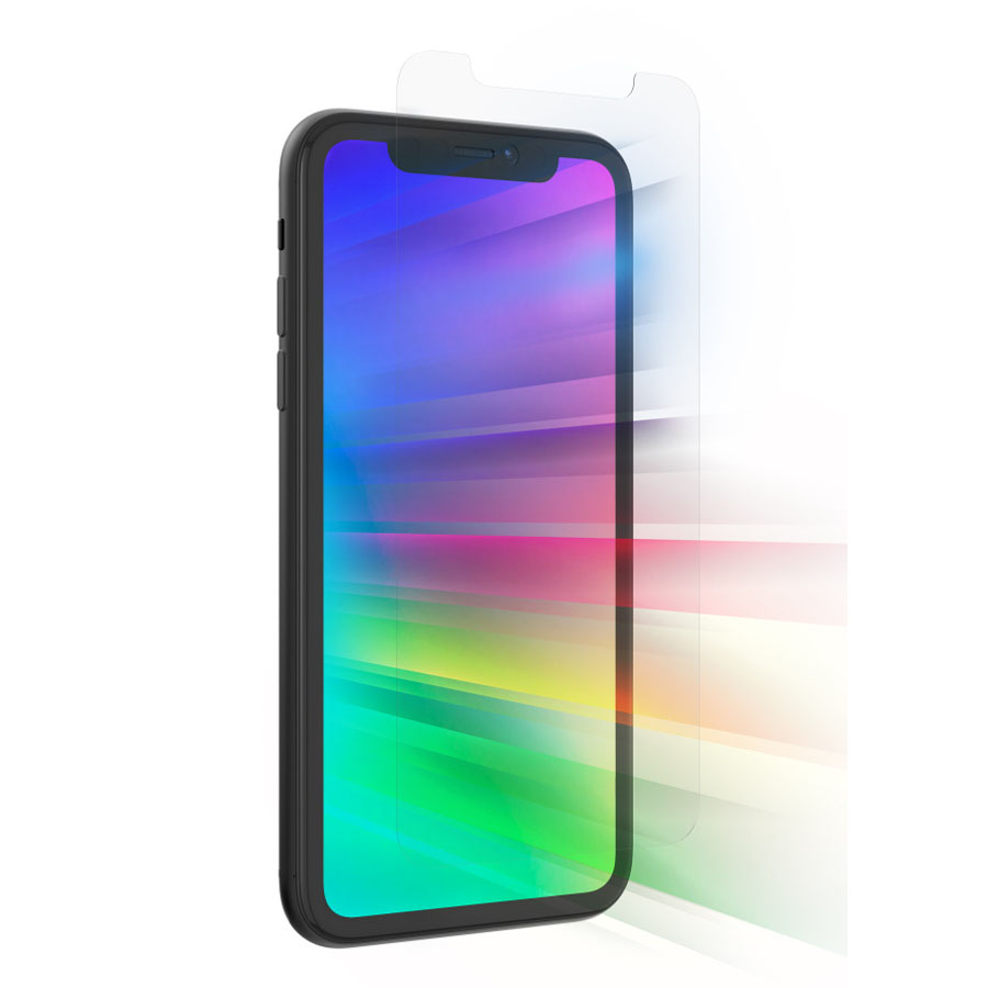 ZAGG InvisibleShield Elite VisionGuard+ Full Face Tempered Glass για Apple iPhone XS Max - 11 Pro Max