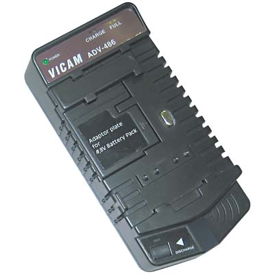 CAMC.CHARGER UNIVERSAL( VICAM ADV 486 ) (Universal normal/quick φορτιστής και απο...)