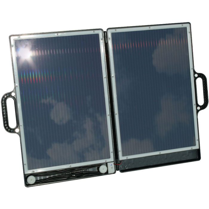 SOL-CHARGE 03 FOLDABLE SOLAR CHARGER 13W (Ηλιακός φορτιστής 13W)
