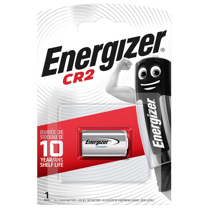 ENERGIZER CR2 PHOTO LITHIUM (Μπαταρία λιθίου/photo Energizer CR2σε bl...)