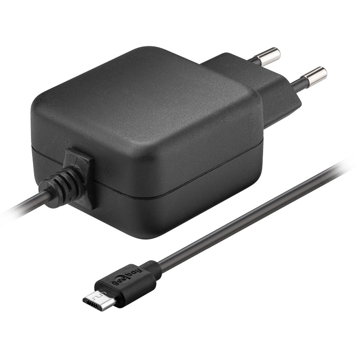 71889  CHARGER FOR RASPBERRY Pi 1, 2 AND 3, MICRO USB 2,5A (Τροφοδοτικό για Raspberry Pi 1, Raspberr...)