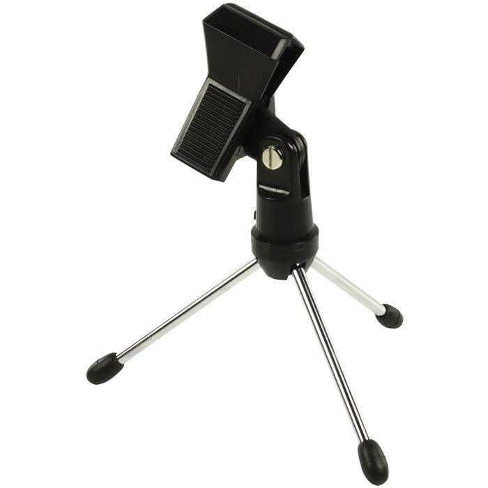 KN-MICTABLE 10 MICROPHONE STAND (Επιτραπέζιος τρίποδας μικροφώνου)