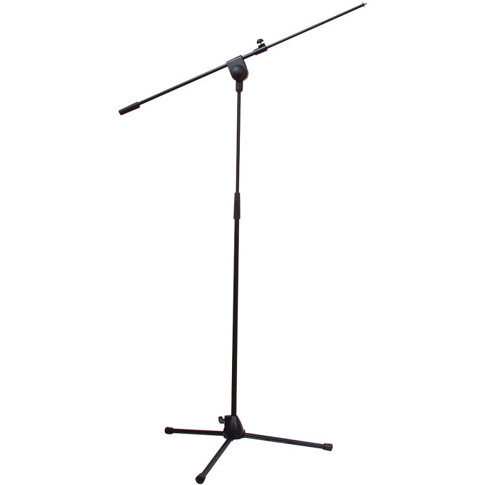 KN-MIC STAND 10 Heavy duty microphone stand (Ρυθμιζόμενη βάση δαπέδου μικροφώνου με γ...)