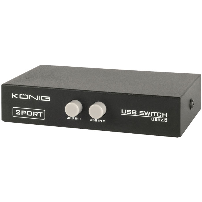 CMP-SWITCH 41 2-port USB switch (USB switch 2 σε 1)