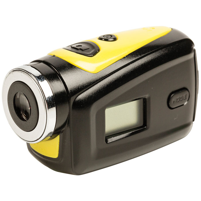 CSAC 100 HD action camera 720p 5 MP waterproof (Action κάμερα HD 720p, 5MP και με αδιάβρ...)
