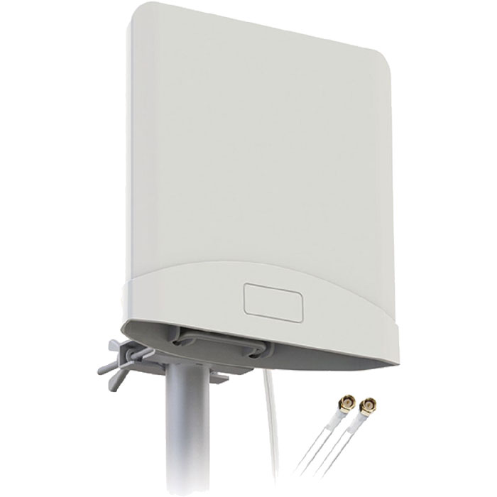 ANT-4G20-KN 4G/3G/GSM aerial with 2x 2.5 m cable (Κεραία 4G/3G/GSM με 2 καλώδια σύνδεσης 2...)