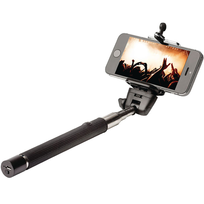 KN-SMP 30 Bluetooth selfie stick with shutter (Bluetooth selfie stick με κουμπί λήψης φ...)