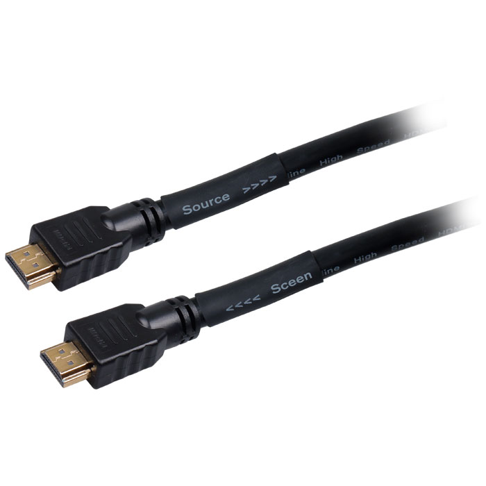 VGVT 34000B 30.00 High Speed HDMI cable with Ethernet HDMI Connector (Καλώδιο HDMI αρσ)