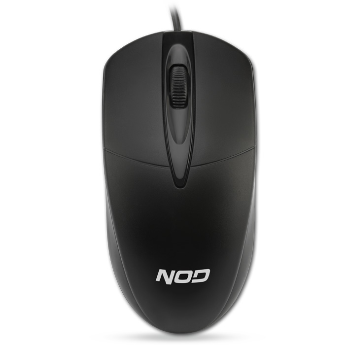 NOD MSE-004 USB wired optical mouse (Ενσύρματο οπτικό ποντίκι)