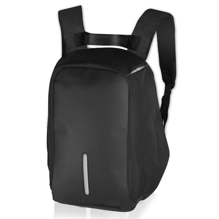"NOD LBP-201 CitySafe Black Edition Notebook Backpack 14""-15.6"" (Αnti-theft σακίδιο πλάτης)"