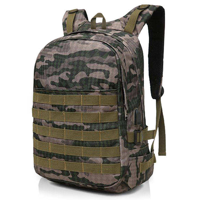 "NOD Camo Backpack for laptop up to 15.6"",camouflage (Camo Σακίδιο πλάτης για laptop έως 15,6""...)"