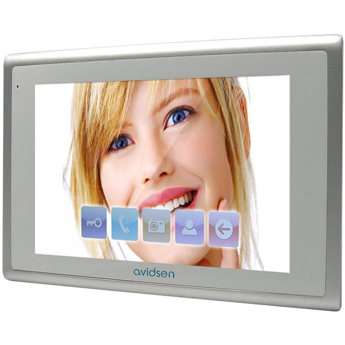 AVIDSEN 112210 NORDSTROM2 MONITOR 7 TOUCH SCREEN (4 WIRES CONNECTION) (Avidsen Nordstrom2 series )