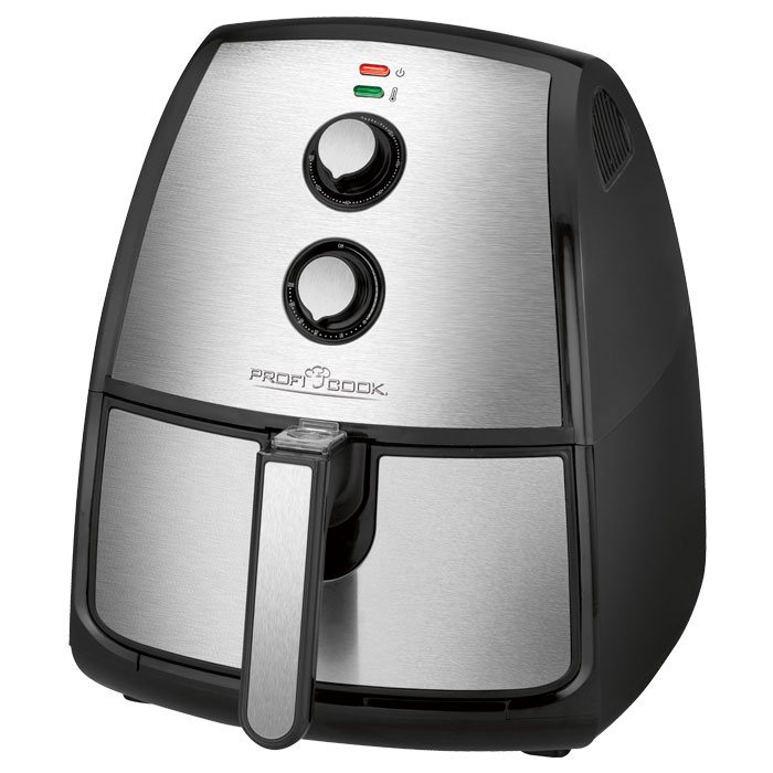 PC-FR 1115 H PROFI COOK Hot air fryer (Ανοξείδωτη φριτέζα Ηot Air Fryer 35L, 15...)