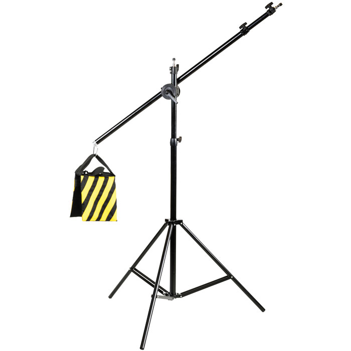 CAMLINK CL-BOOMSTAND 10 Boom stand with sandbag (Boom stand με αντίβαρο, για κάμερα)