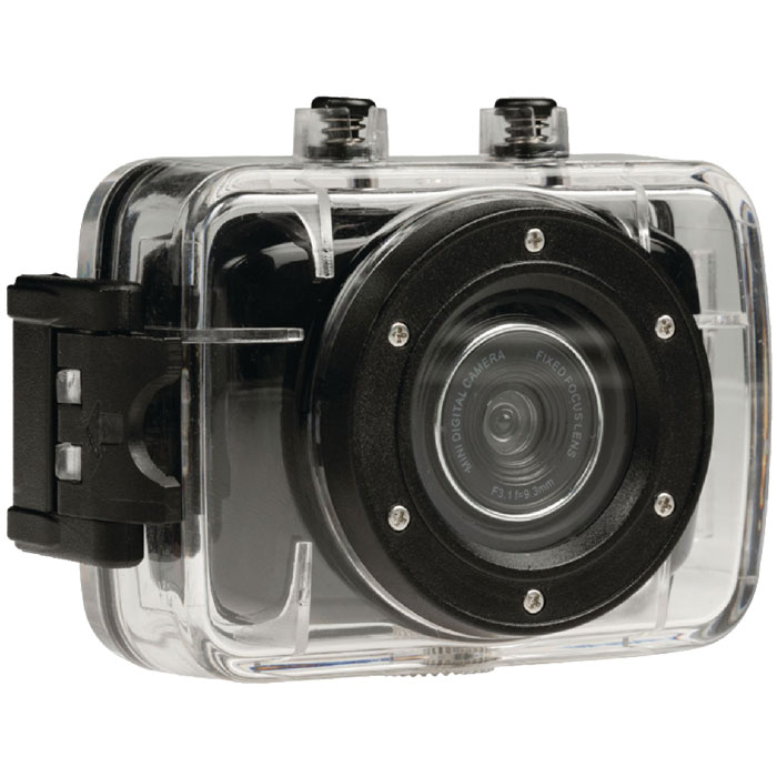 "CAMLINK CL-AC10 HD Action Camera 720p 2"" touch screen (Action κάμερα HD 720p με οθόνη αφής 2"")"