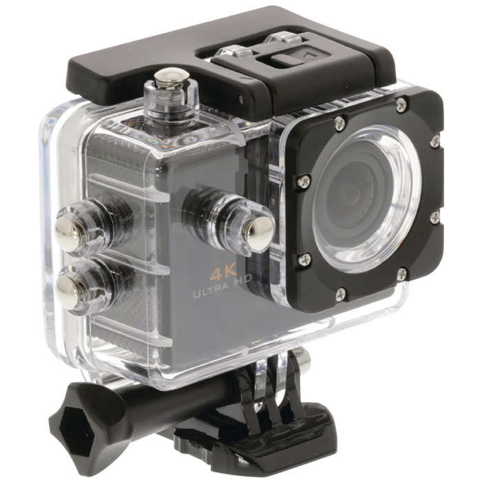 CAMLINK CL-AC40 4K Ultra HD Action Camera Wi-Fi Black (Action κάμερα Ultra HD 4K με αδιάβροχο π...)