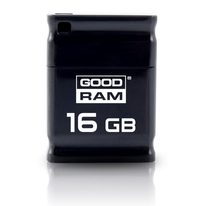 GRAM USB STICK 16GB PICCOLO BLACK / UPI2-0160K0R11 (Μικρού μεγέθους USB 20 stick 16GB)