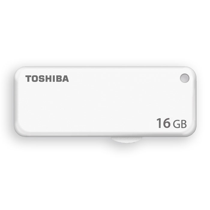 TOS USB STICK U203 WH 16GB WHITE / THN-U203W0160E4 (USB 20 stick 16GB)