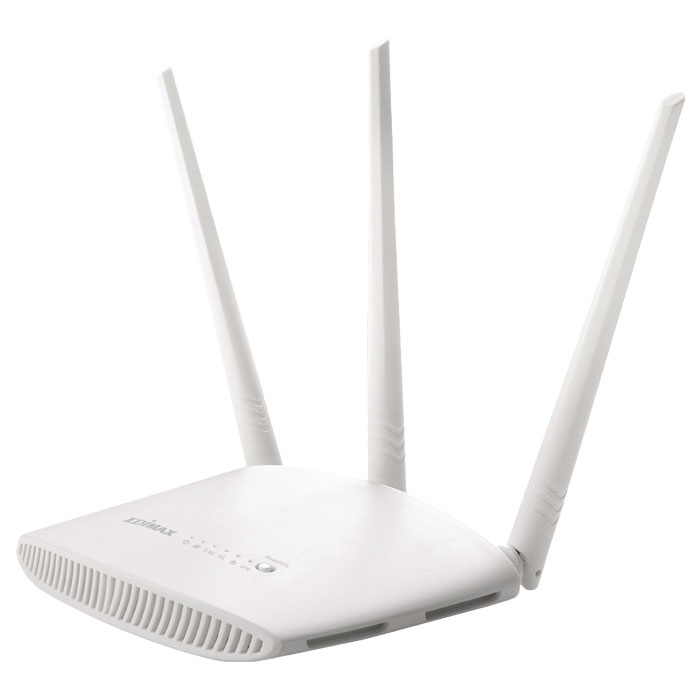 EDIMAX BR-6208AC V2 AC750 Dual Band Wireless Router (AC750 Dual-Band, 5 σε 1, Router, Access ...)