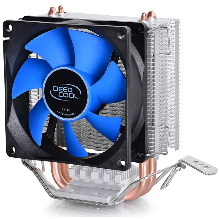 DEEPCOOL ICEEDGE MINI FS V2.0 DESKTOP CPU COOLER - INTEL & AMD (Universal ψύκτρα για επεξεργαστές Intel ...)