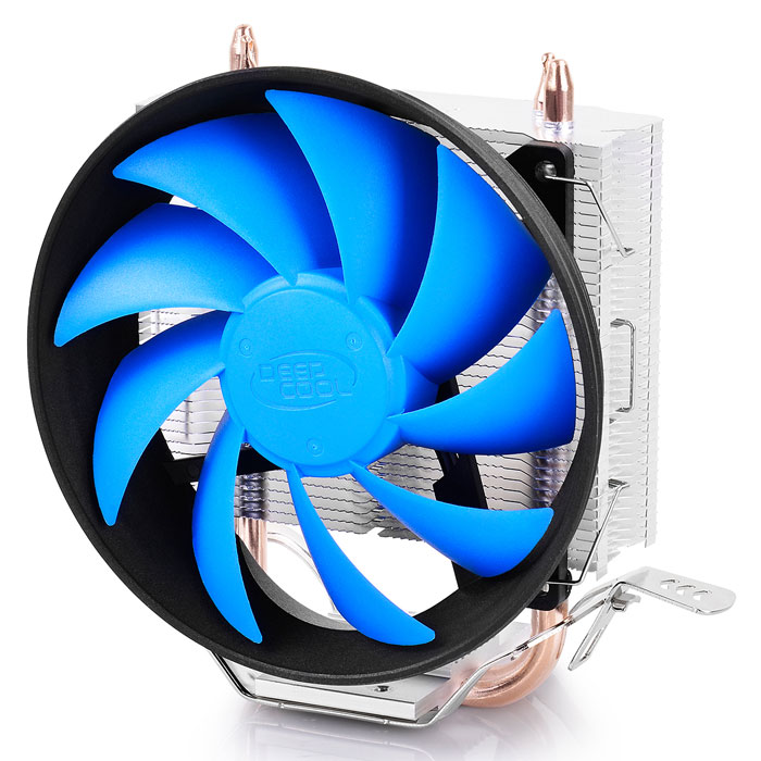 DEEPCOOL GAMMAXX 200T DESKTOP CPU COOLER - INTEL & AMD (Universal ψύκτρα για επεξεργαστές Intel ...)
