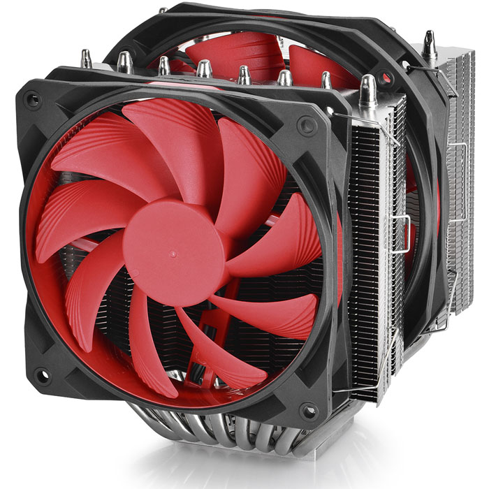 DEEPCOOL ASSASSIN II CPU COOLER - UNIVERSAL (INTEL & AMD) (Universal ψύκτρα για επεξεργαστές Intel ...)