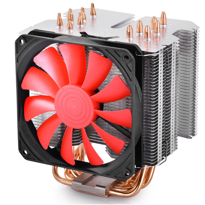 DEEPCOOL LUCIFER K2 CPU COOLER - UNIVERSAL (INTEL & AMD) (Universal ψύκτρα για επεξεργαστές Intel ...)
